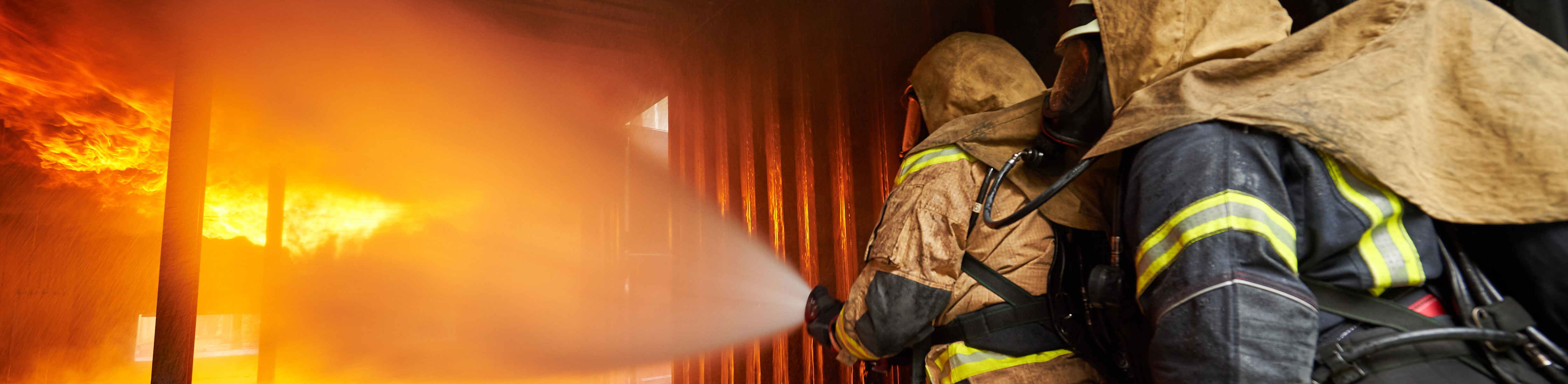 Advanced Structural Firefighting Course